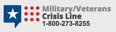 Veterans Crisis Line Website